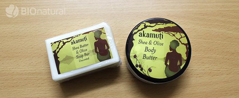 Kozmetická rada bambucké maslo a oliva