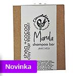 Marula - tuhý šampón na vlasy 110 g