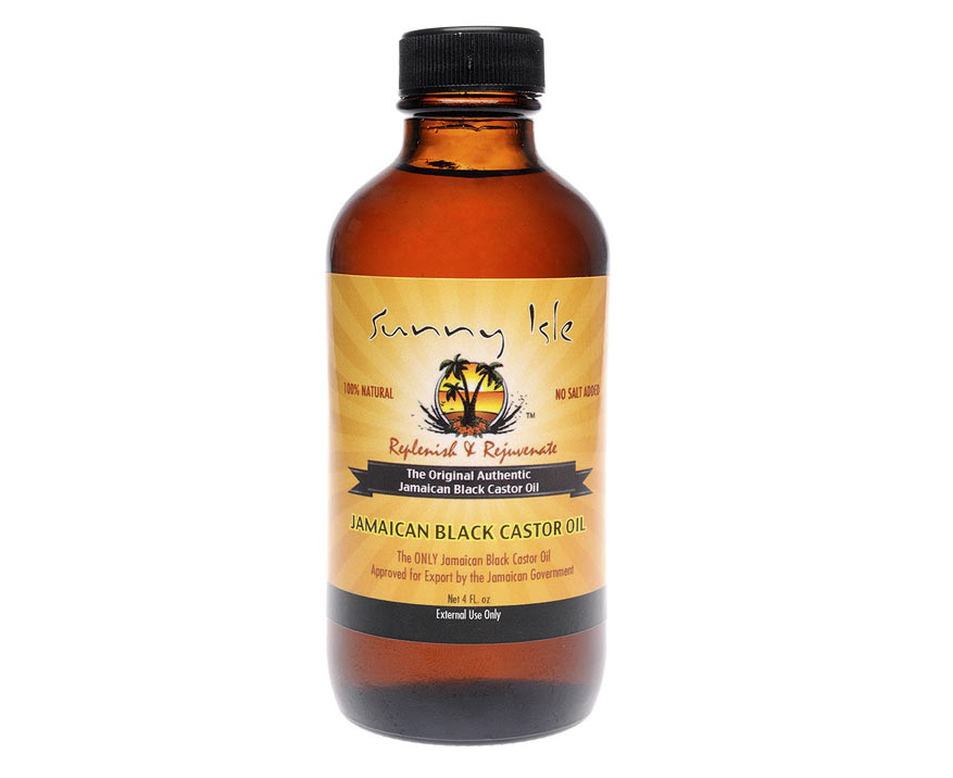 Sunny Isle Jamajský čierny ricínový olej 118 ml