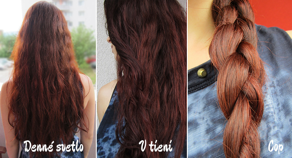 Vlasy po hennovaní