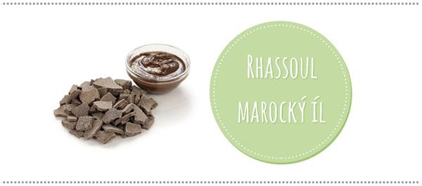 Rhassoul - marocký íl