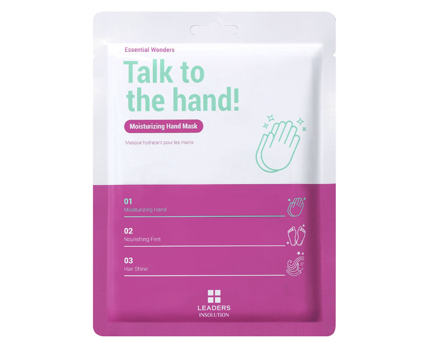 Leaders Maska na ruky TALK TO THE HAND 16 ml