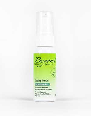 Prírodný chladiaci očný gél 30 ml