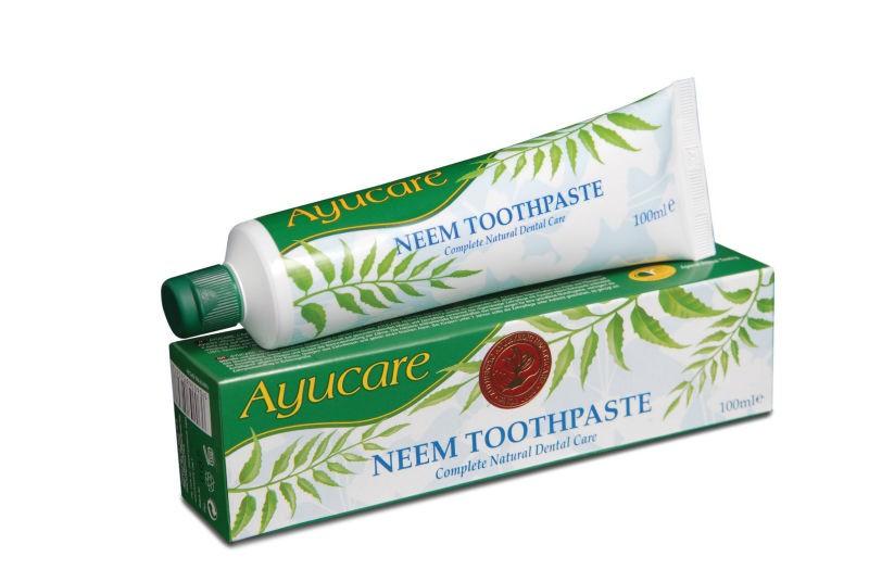 Ayucare Neem, zubná pasta 100 ml