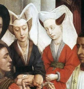 Ženská pokrývka hlavy