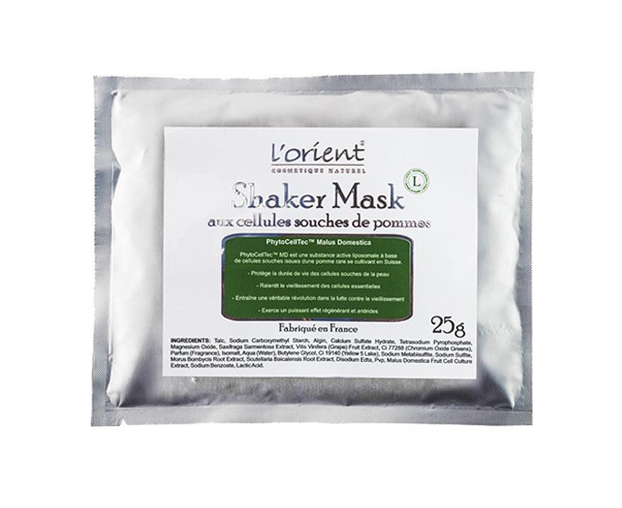 L 'Orient Maska z jabĺk s morskými riasami 25g