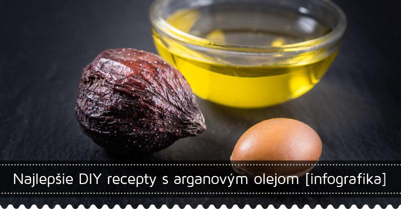 Najlepšie DIY recepty s arganovým olejom