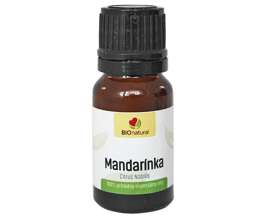 Bionatural Mandarínka, esenciálny olej 10 ml