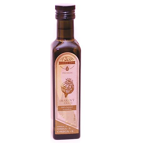 Makový olej Canna life