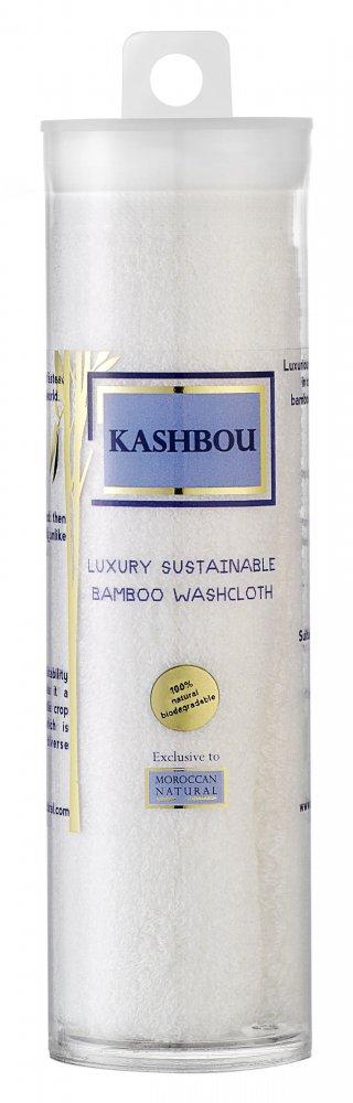 Moroccan Natural Bambusová handrička na tvár