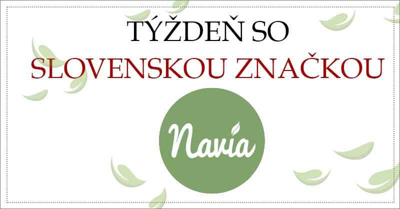 Týždeň so slovenskou značkou Navia