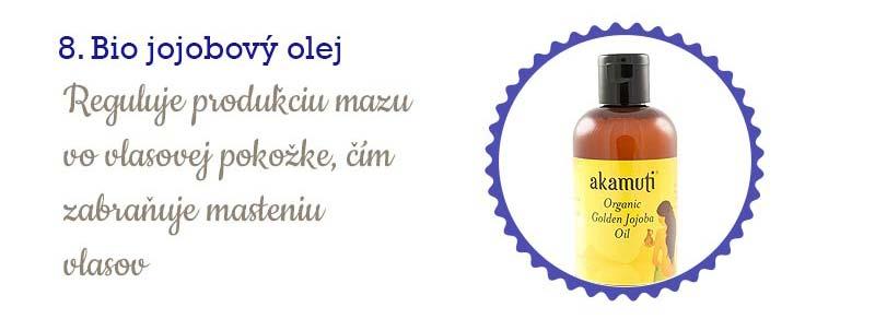 11 najlepších olejov na vlasy - jojobový