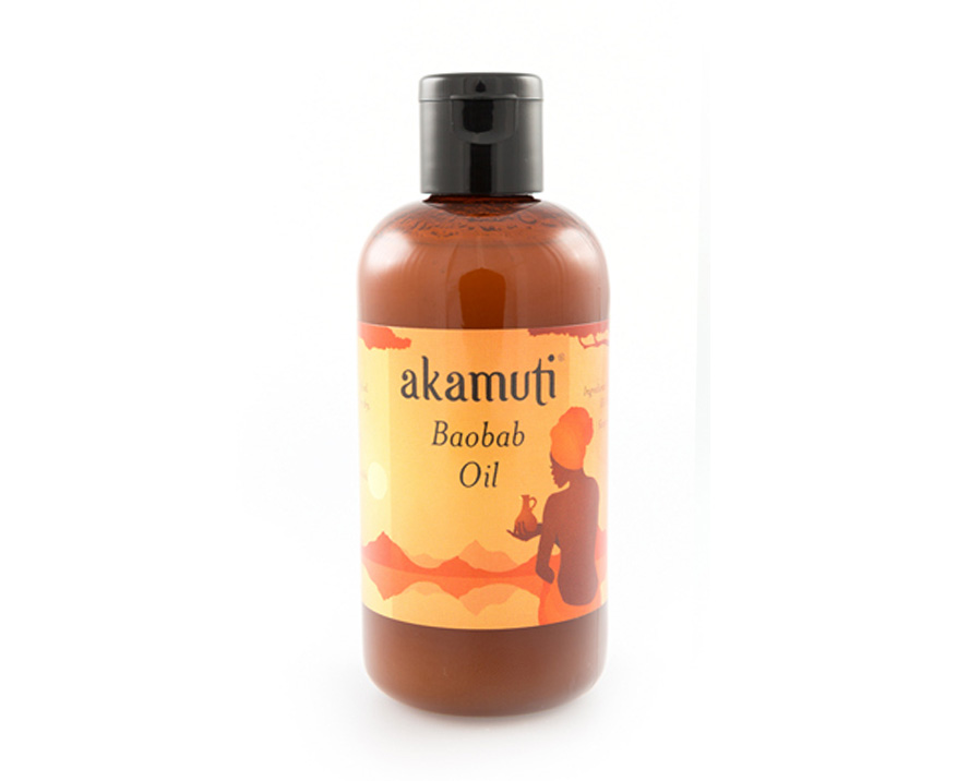Akamuti Baobab olej 100 ml