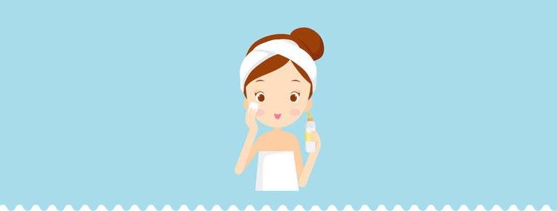 Jarná detoxikácia pleti - masáž tváre