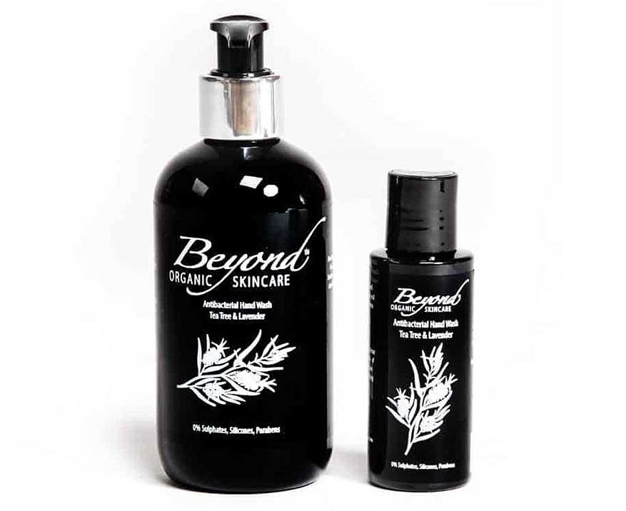 Antibakteriálne tekuté mydlo Beyond Organic