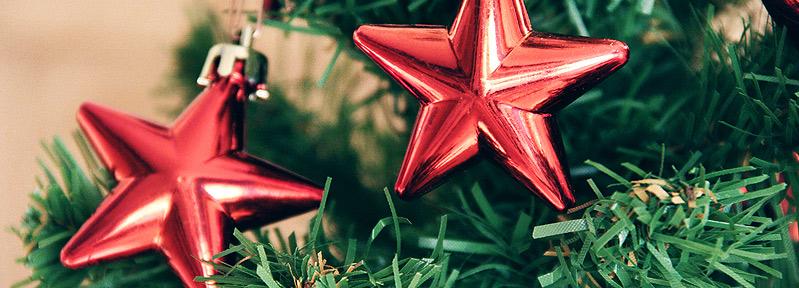 Odosielanie zásielok počas Vianoc