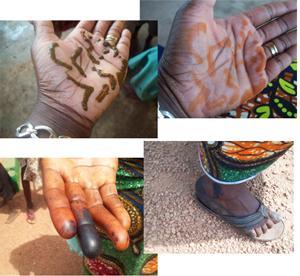 Ako farbí henna BAQ