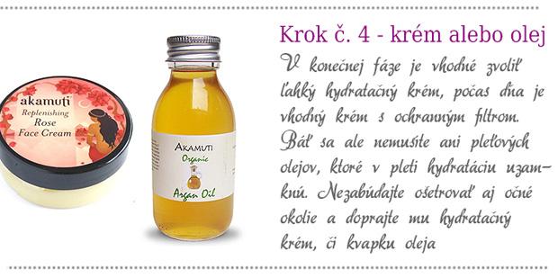 Mastná a problematická pleť - krém alebo olej