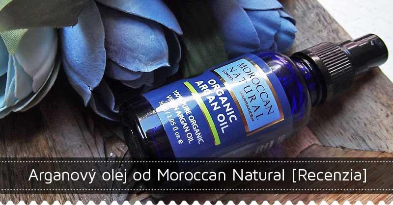Arganový olej od Moroccan Naturall - recenzia