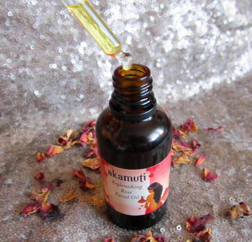 Akamuti ružový olej