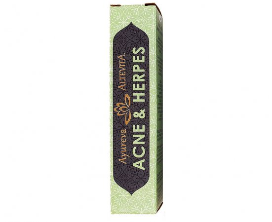 Akné a herpes, roll-on 10 ml