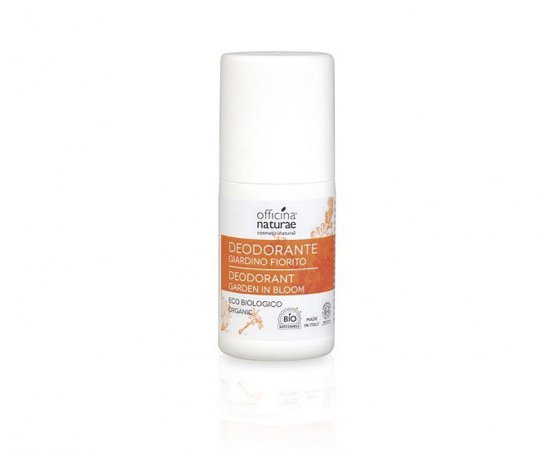 Garden in bloom, dezodorant roll-on, 50 ml