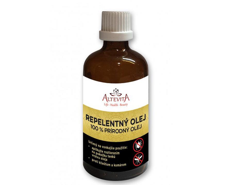 Altevita Repelentný olej 100 ml