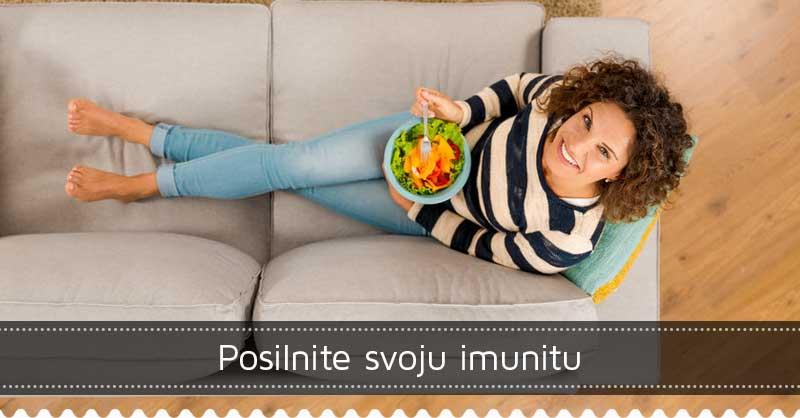 Posilnite svoju imunitu