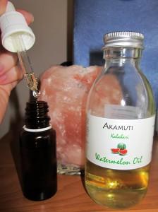 Olej z vodového melóna