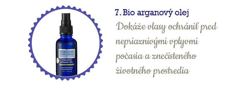 11 najlepších olejov na vlasy - arganový