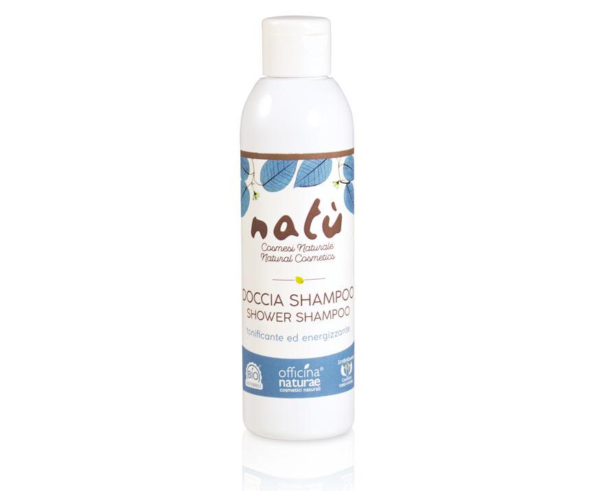 Officina Naturae Šampón a sprchový gél Natú 200 ml