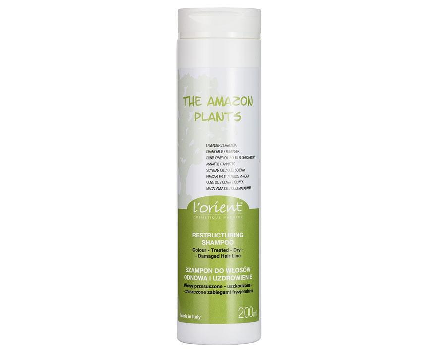 L 'Orient Amazon plants, regeneračný šampón 200 ml