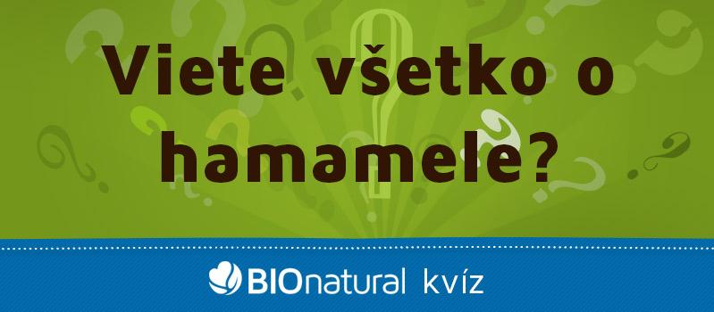 BIOnatural kvíz - vedomostná súťaž so štyrmi otázkami. Témou dnešného kvízu je Jamajský čierny ricínový olej.