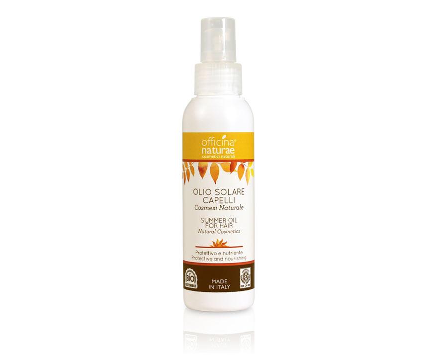 Officina Naturae Vlasový olej na leto 100 ml