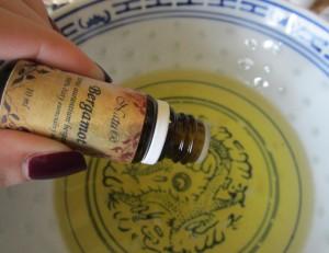 Pridáme éterický olej