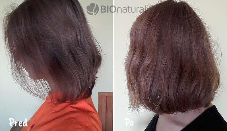 Henna na vlasy - blond zlatá