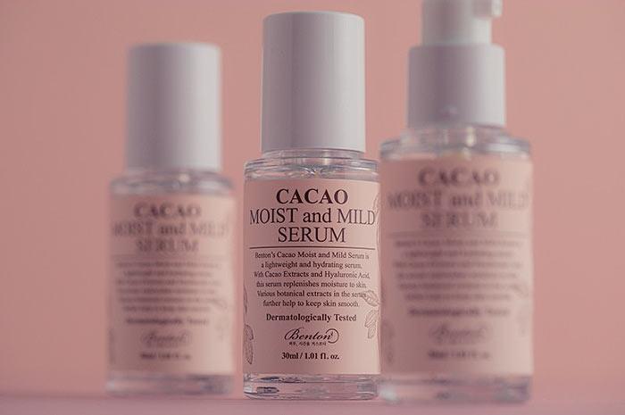 emné a hydratačné kakaové sérum 30ml