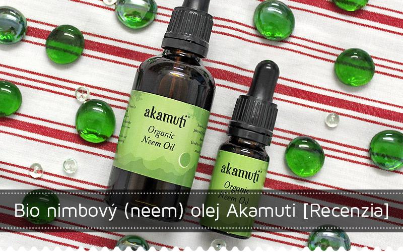 Súťaž o bio nimbový (neem) olej Akamuti