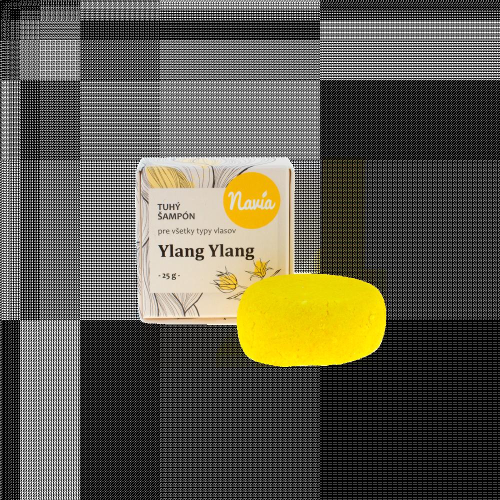 Navia Ylang Ylang, tuhý šampón 25 g