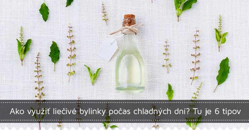 Ako využiť liečivé bylinky počas chladných dní? Tu je 6 tipov.