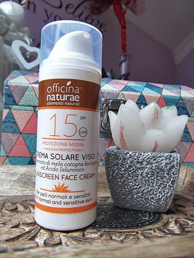 Ochranný pleťový krém SPF 15 50 ml