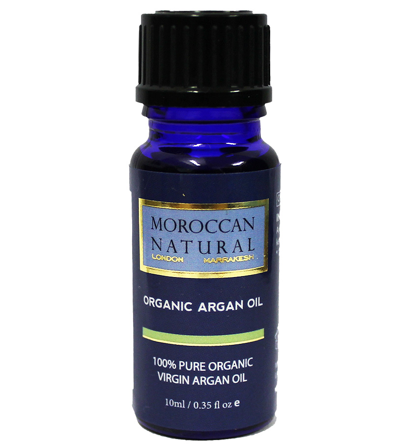 Moroccan Natural Bio arganový olej 10 ml