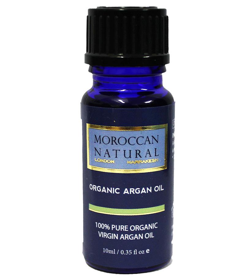 Moroccan Natural Bio arganový olej 10 ml