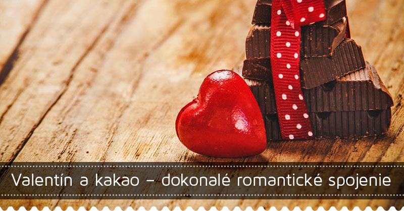 Valentín a kakao – dokonalé romantické spojenie