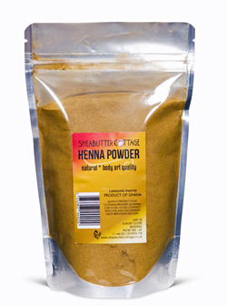 Sheabutter Cottage Henna BAQ 100 g