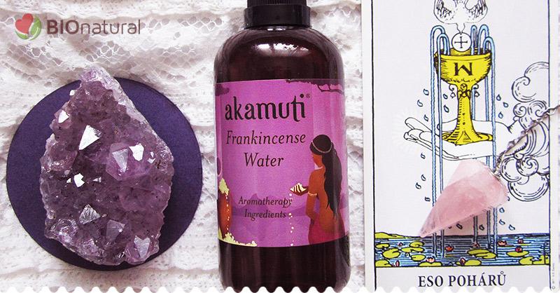 Kadidlová voda Akamuti - recenzia