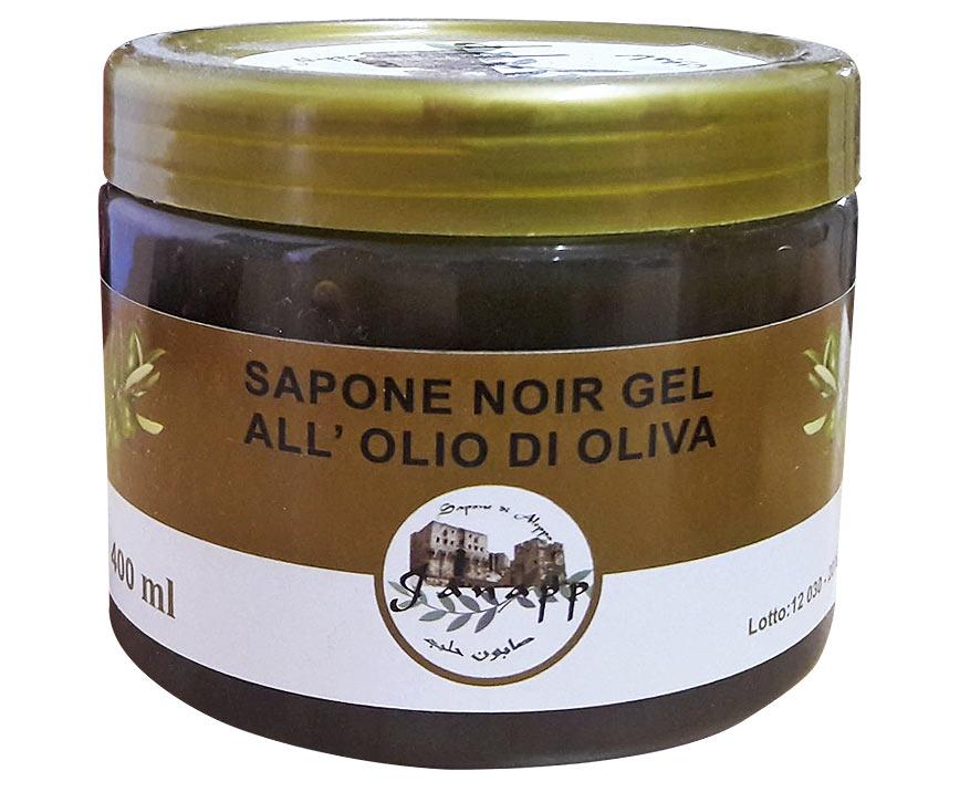 Janapp Marocké čierne mydlo 400 ml