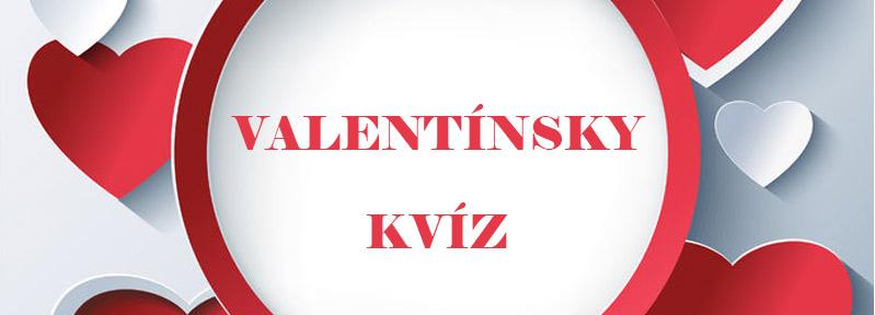 Valentínsky kvíz