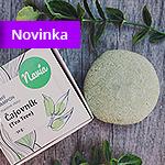 Čajovník, tuhý šampón Navia