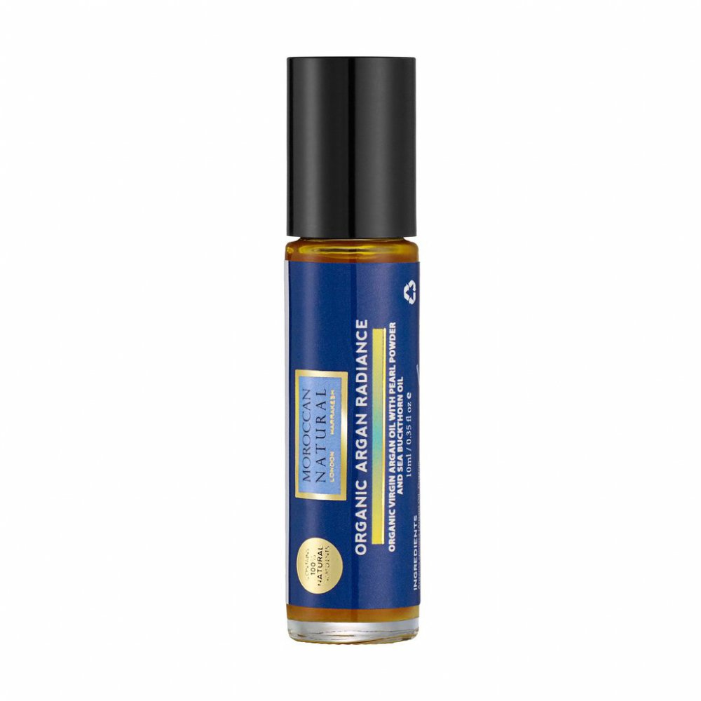 Moroccan Natural Argan Radiance, roll-on 10 ml
